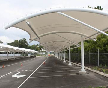 Car Parking Tensile Structures Manufacturers in Pune